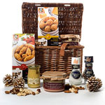 Savory Snacks Holiday Gift Basket