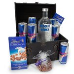 Energy Blast Gift Basket